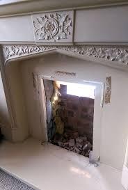 existing redundant fireplace
