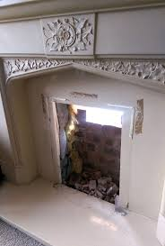 existing redundant fireplace