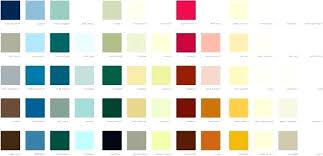 Behr Paint Color Chart Hispamun Com