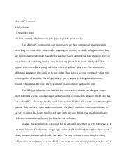 response essay intercultural communication stumbling blocks  2 pages mac vs pc homework