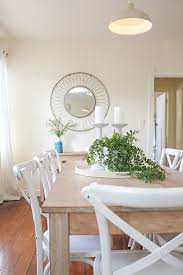 beach looking furniture. Shabby Chic, Coastal, Beach Style, Hamptons, Dining Room, White Cross Back Looking Furniture