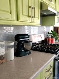 Installing A Backsplash In Kitchen Amazing Installing A Backsplash The EASY Way Reality Daydream