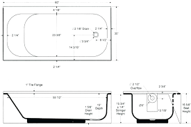 shower pipe size shower drainage pipe size standard shower drain size bathtub dimensions bath tub sizes