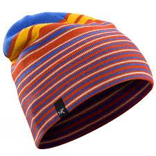 <b>Arc'teryx</b> - Полосатая <b>шапка Rolling Stripe</b> Hat - купить на сайте ...