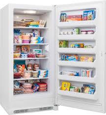 Ge Upright Freezer Manual Frigidaire Fffu21m1qw 210 Cu Ft Freestanding Upright Freezer