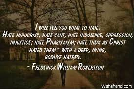 Hatred Quotes Stunning Hate Quotes