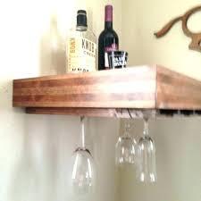 wine glass holder shelf wall wine glass holder wall wine glass rack shelf bathroom shelves wall