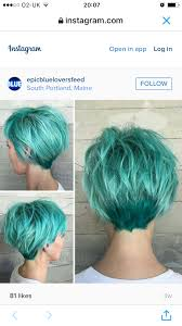Awesome Mint Green Hair Color And