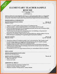 8 How To Write Curriculum Vitae For Teaching Job Sweep18