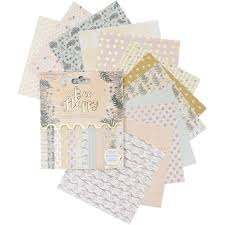 Scrapbook Paper And Card Hobbycraft