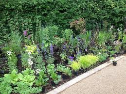 garden planting. planter bed design | spotting out front garden planting by pete sims g