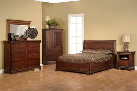 Peachy Design All Wood Furniture Imposing Luxury Bedroom Sets