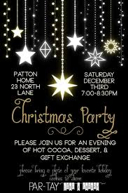 free christmas dinner invitations free christmas party invitation party invitations dinners and elegant