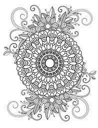 You can use our amazing online tool to color and edit the following mandala coloring pages printable. Mandala Coloring Pages Printable Coloring Pages Of Mandalas For Adults Kids Printables 30seconds Mom
