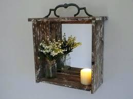 rustic wood mirror frame. Rustic Mirror Frame Home Ideas Box 1  . Wood I
