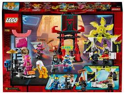Купить <b>Конструктор LEGO Ninjago</b> 71708 <b>Киберрынок</b> по низкой ...