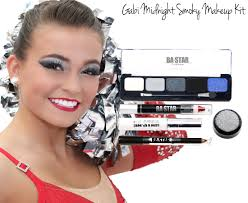 cheer makeup kit gabi midnight smoky makeup kit