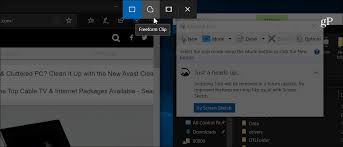 Screenshot On Pc Windows 10 Grab And Annotate Screenshots With The New Snip Sketch Tool On