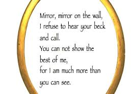 Mirror Mirror On The Wall Quote Mesmerizing Homey Ideas Mirror On The Wall Quote Song Lyrics Poem Rap My Wall Of