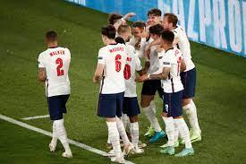 Euro 2020 semifinal against Denmark ...