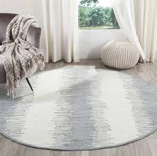 safavieh mtk751k montauk flat weave grey area rug