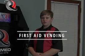 First Aid Vending Machine Unique Schoolboy And RecMed CEO Taylor Rosenthal Rejected 48 Mn Offer For