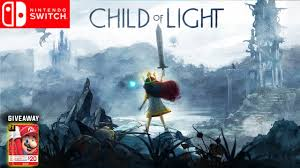 Child Of Light Ultimate Edition Switch Physical Child Of Light Announcement Trailer Nintendo Switch