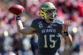 Cal Football 2019 Uc Davis Offensive Preview California