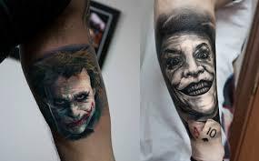 Precizní Tetování Filmových Postav Creativelifecz Kreativní