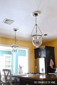 recessed lighting to pendant. Recessed Lighting To Pendant Adapter Tutorial How Convert Lights Pendants The Intended For E