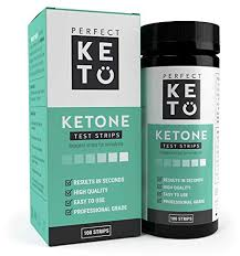 True Plus Ketone Test Strips Color Chart Perfect Keto Ketone Testing Strips Test Ketosis Levels On Low Carb Ketogenic Diet 100 Urinalysis Tester Strips Best For Accurate Meter Measurement