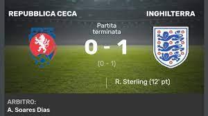Euro 2020, l'Inghilterra supera 1-0 la Repubblica Ceca e chiude al primo  posto nel gruppo D - Italia