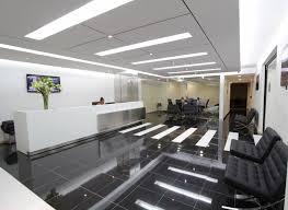 modern office reception. modern reception area office