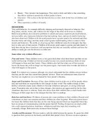 divorce radical effects to a child s behavior sample essay  2