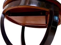 Et0001 Esstisch Schwarz Handpoliert Glasplatte Ausziehbar