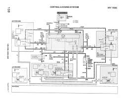 need help with 300sdl keyless entry install peachparts mercedes 1985 Mercedes W126 300sd Wiring Diagram here's the factory wiring diagram 1986 Mercedes 300SD