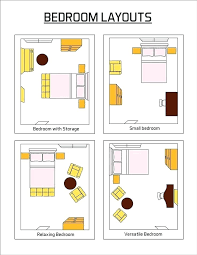 Interior, Best Bedroom Layout Ideas Floor Plans Interesting For Square  Rooms Simplistic 11: Bedroom