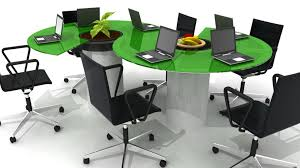 round office desks. round modular office furniture desks