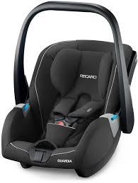recaro guardia infant carrier carbon black 2018