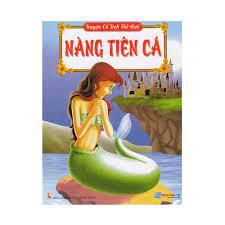Truyện Cổ Tích Thế Giới - Nàng Tiên Cá | nhanvan.vn – Siêu Thị Sách & Tiện  Ích Nhân Văn