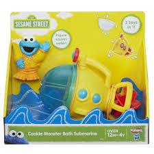 sesame street toys bath toys