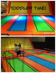 Big Air Buena Park Trampoline Park Now Open Attractions And Play