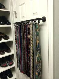 pin by on organization ideas in closet and tie rack racks for closets organizer