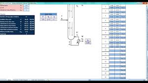 Binary Distillation Column Design Binary Distillation Column Calculator Youtube