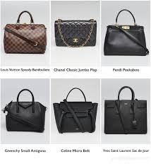 Best Designer Bags For Women The 8 Handbag Styles You Need To Start Your Collection Now