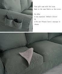 whole set karlstad corner sofa cover