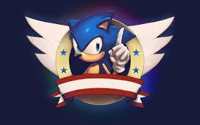 Sonic The Hedgehog Wallpaper For Bedrooms Classic Sonic The Hedgehog Wallpaper Wallpapers Pinterest