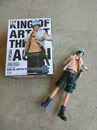 <b>Anime One Piece</b> King of Artist <b>KOA</b> The Portgas D Ace Figure Toy ...