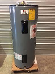 Electric Water Heater 40 Gallon Plain Rheem Electric Water Heater K On Decorating Ideas