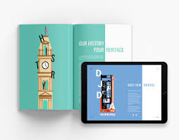Graphic Design Bendigo Explore Bendigo Iguide On Behance